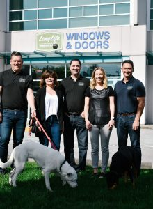 happy window company, office culture