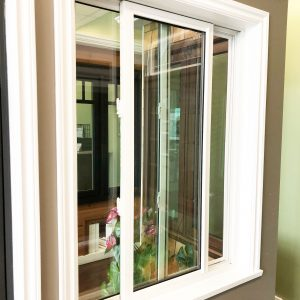 How to remove and install a Horizontal Slider Window Screen