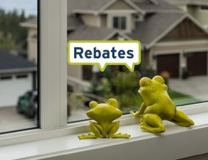 ENERGY EFFICIENCY GOVERNMENT REBATES FOR NEW WINDOWS AND DOORS